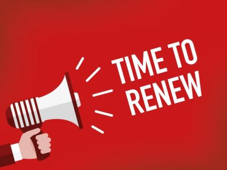 RCCPA Time to Renew