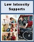 Low Intensity Supports Services