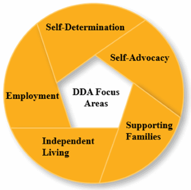 DDA Focus Areas