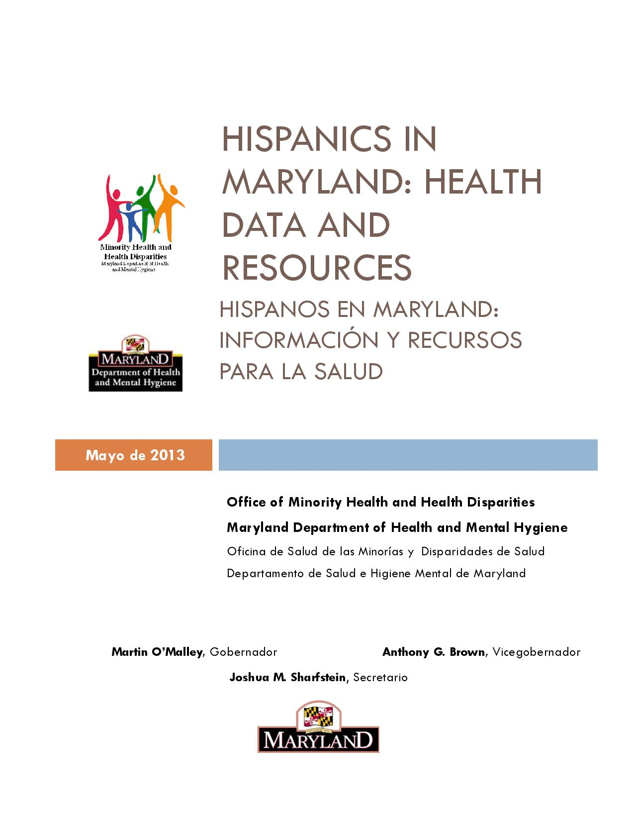 Maryland Hispanic Health Disparity Data_Spanish_071913-page-001.jpg