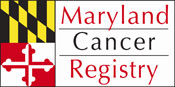 Logo - Maryland Cancer Registry